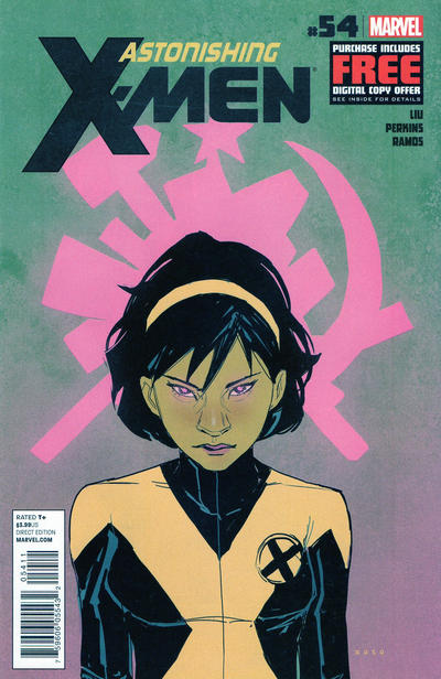 Astonishing X-Men issue 54.00