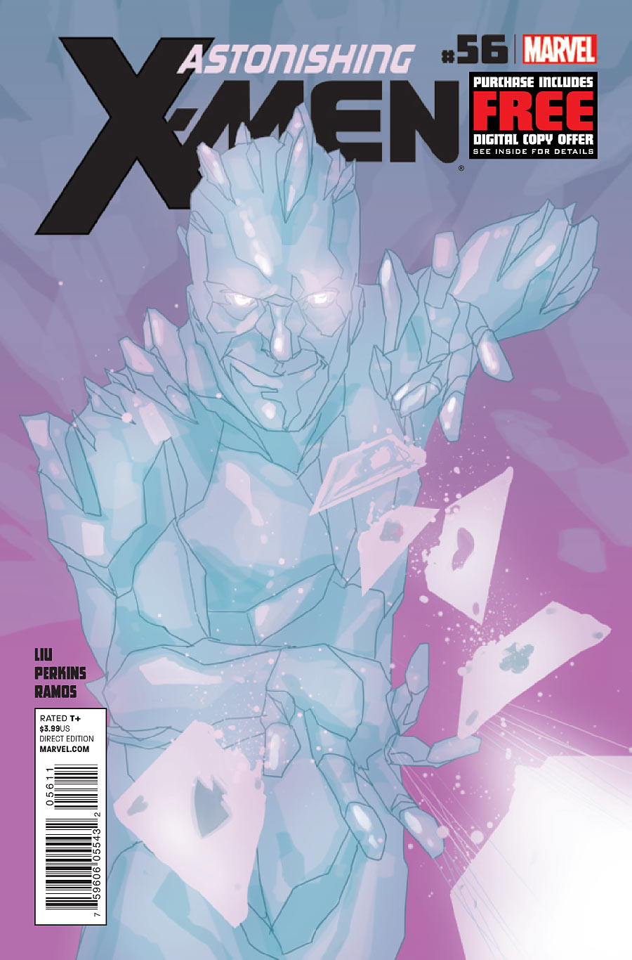 Astonishing X-Men issue 56.00