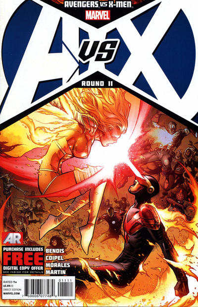 Avengers Vs. X-Men issue 11.00