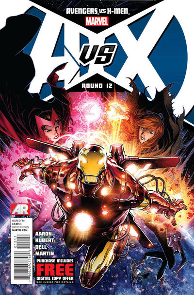 Avengers Vs. X-Men issue 12.00
