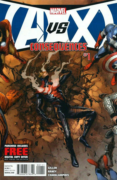 AVX: Consequences issue 1.00