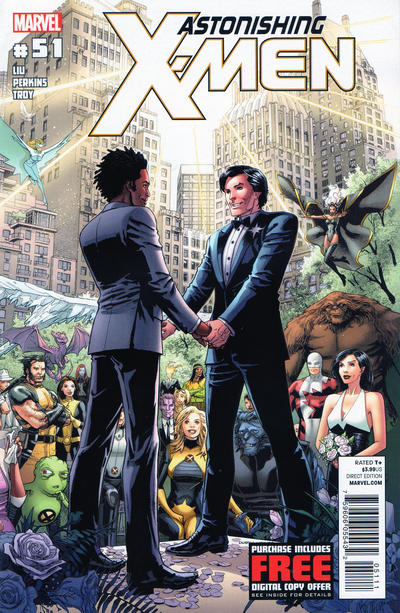 Astonishing X-Men issue 51.00