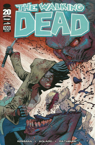 The Walking Dead issue 100.00