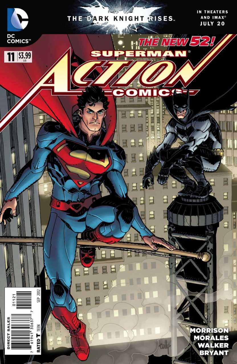 Action Comics issue 11.00
