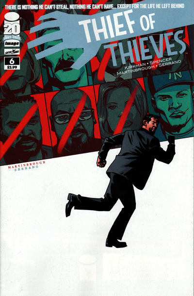 Thief of Thieves issue 6.00