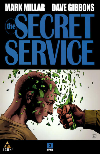 The Secret Service issue 3.00