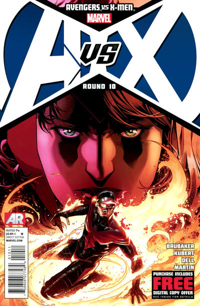 Avengers Vs. X-Men issue 10.00