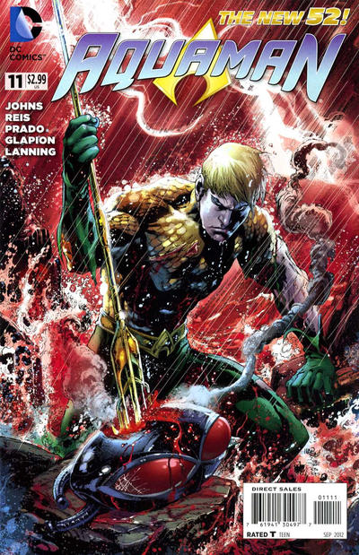 Aquaman issue 11.00