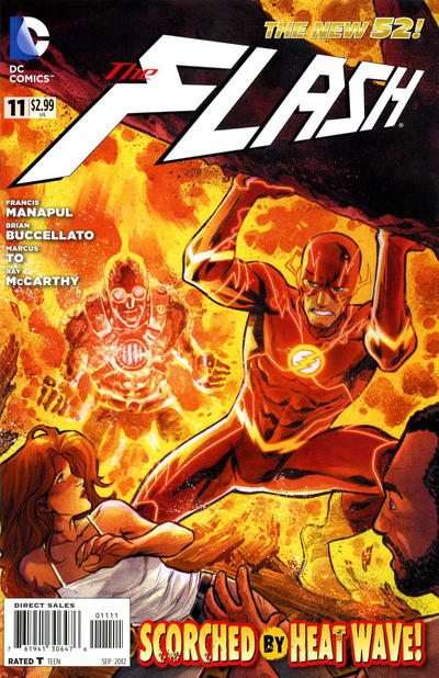 The Flash issue 11.00
