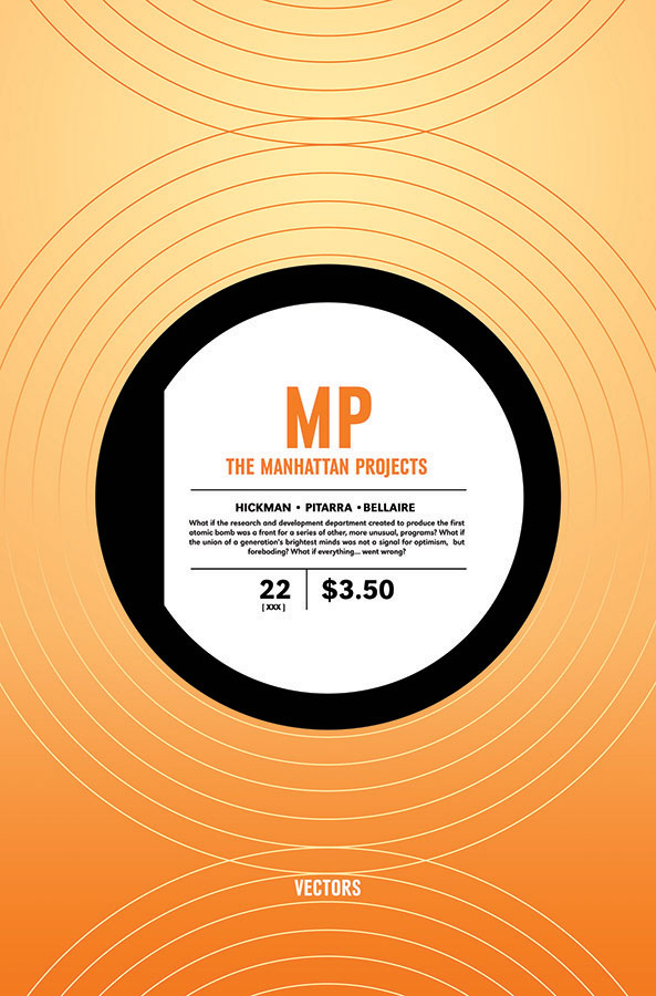 The Manhattan Projects issue 22.00
