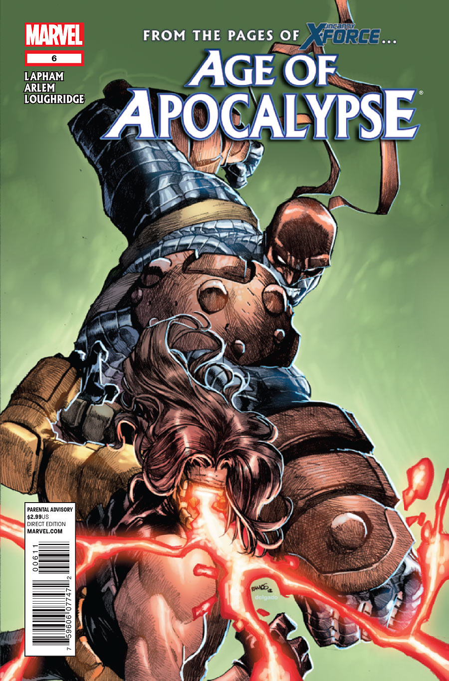 Age of Apocalypse issue 6.00