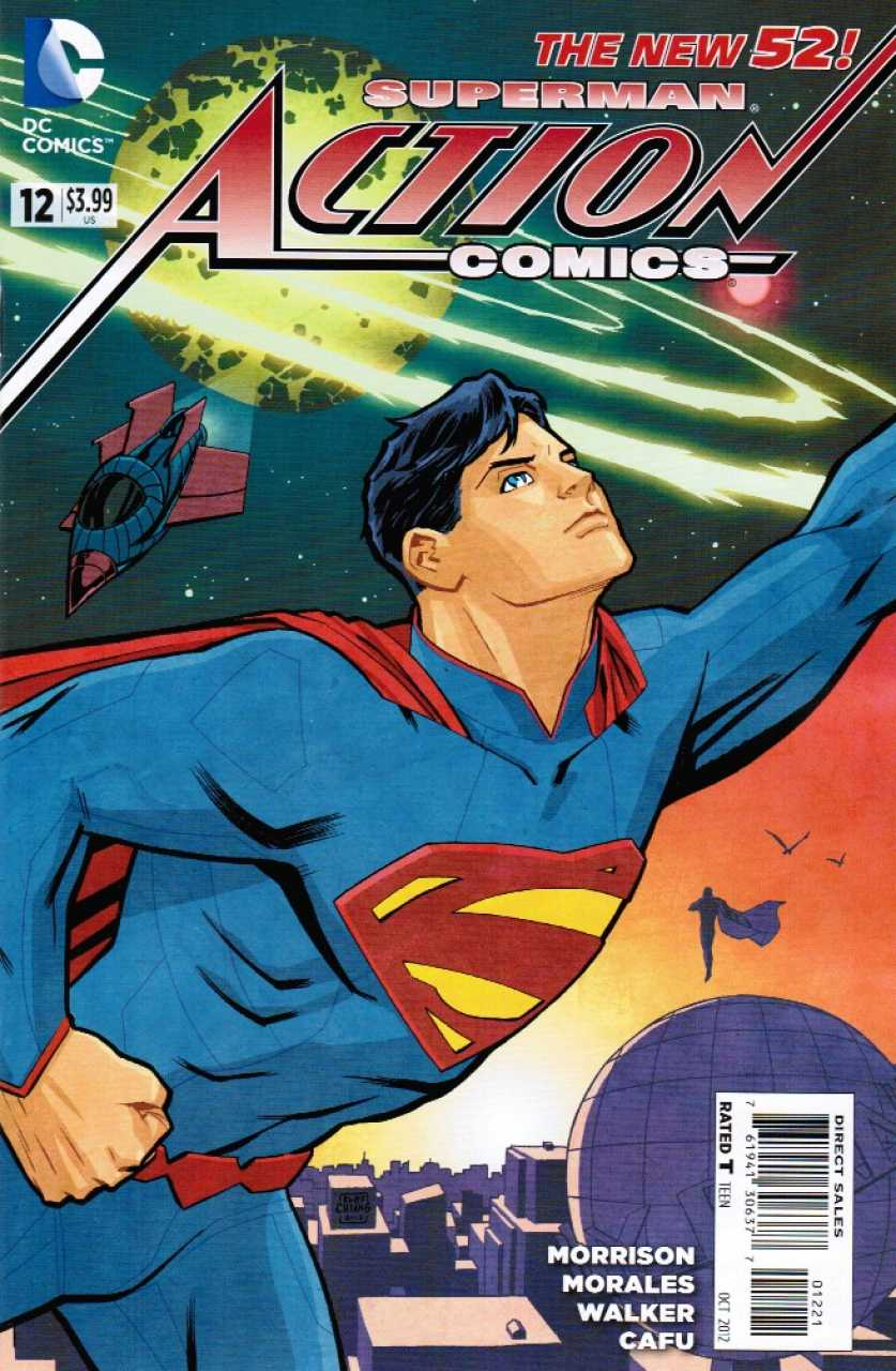 Action Comics issue 12.00